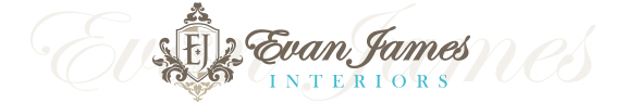 Logo Evan James Interiors